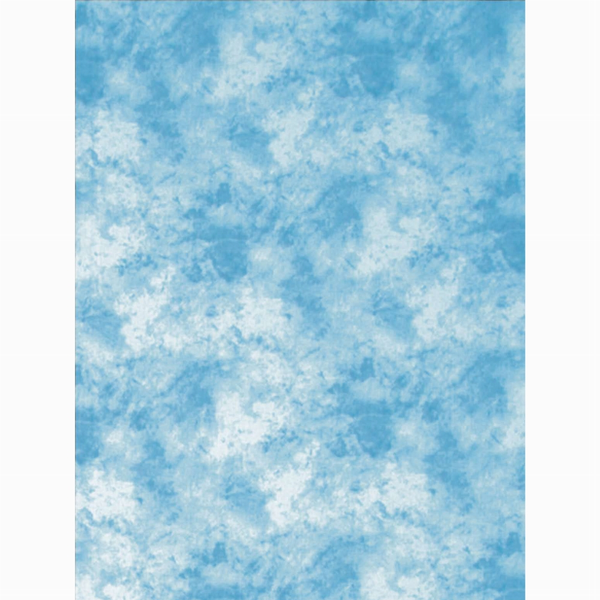 Promaster Cloud Dyed Backdrop 10' x 12' - Light Blue - B&C Camera