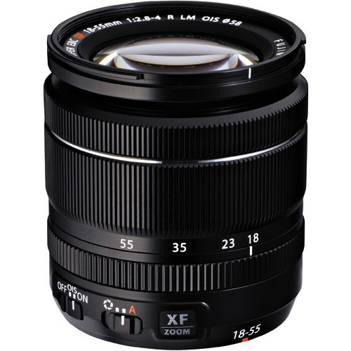 Fujifilm Fujinon XF 18-55MM f/2.8-4 R LM OIS Zoom Lens by Fujifilm at B&C Camera