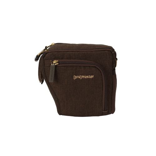Promaster Cityscape 5 Holster Sling Bag - Hazelnut Brown by Promaster at B&C Camera