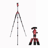 Promaster XC522 Professional Tripod with Head (Red) by Promaster at B&C Camera