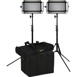 iKan Mylo Soft Bi-Color 2-Point LED Light Kit by ikan at B&C Camera