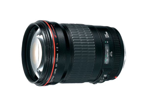 Canon EF 135mm f/2L USM by Canon at bandccamera