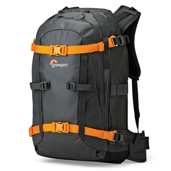 Lowepro Whistler BP 350 AW Backpack (Gray) by Lowepro at bandccamera