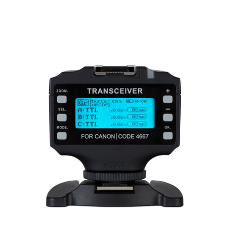 Promaster ST1C Speedlight Transceiver for Canon by Promaster at bandccamera