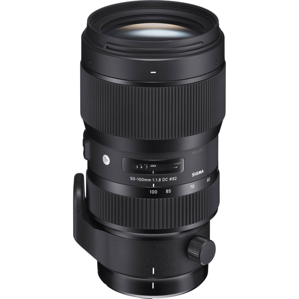 Sigma 50-100mm F1.8 DC HSM Art Lens for Canon by Sigma at bandccamera