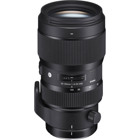 Sigma 50-100mm F1.8 DC HSM Art Lens for Canon