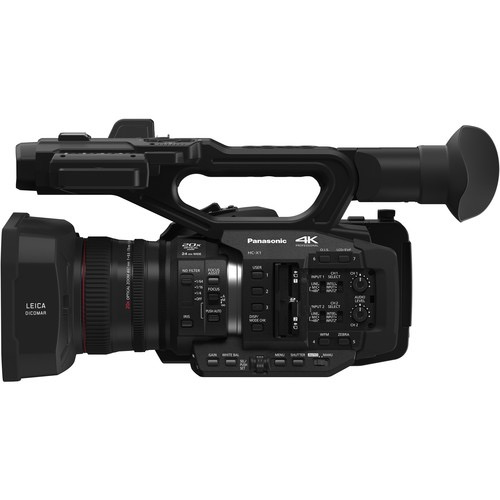 Panasonic HC-X1 Ultra HD 4K Professional Camcorder at B&C Camera