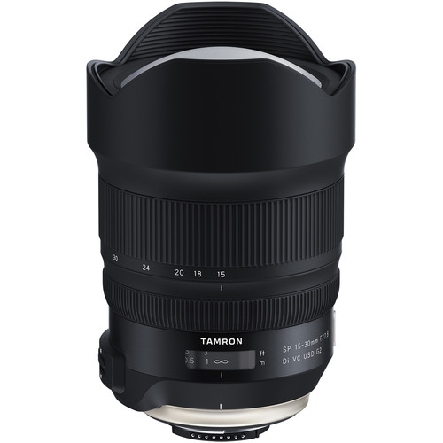 Tamron SP 15-30mm f/2.8 Di VC USD G2 Lens for Nikon F by Tamron at bandccamera