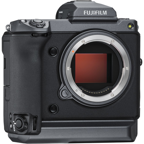 FUJIFILM GFX 100 Medium Format Mirrorless Camera (Body Only) by Fujifilm at B&C Camera