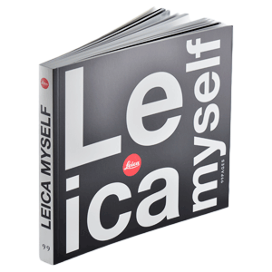 Leica Myself Book at B&C Camera