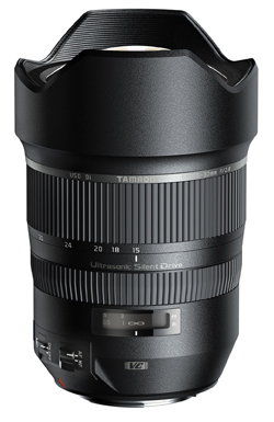 Tamron SP 15-30mm F/2.8 Di VC USD Lens for Canon - B&C Camera