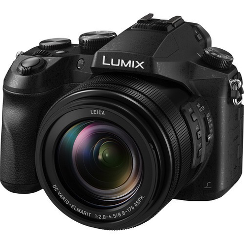 Panasonic Lumix DMC-FZ2500 Digital Camera by Panasonic at bandccamera