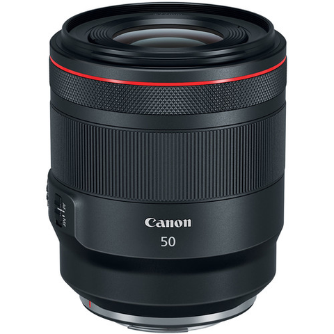 Canon RF 50mm f/1.2L USM Lens by Canon at bandccamera
