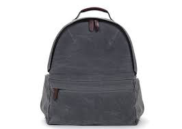 ONA The Bolton Street Camera and Laptop Backpack (Smoke) - B&C Camera