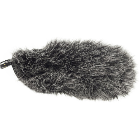 Rode DeadCat VMPR Artificial Fur Wind Shield by Rode at bandccamera