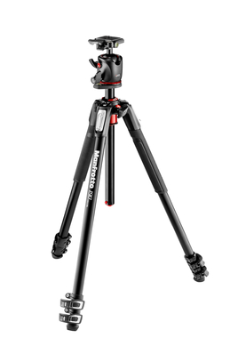 Manfrotto 190XPRO3 Tripod with XPRO Ball Head by Manfrotto at bandccamera