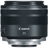 Canon RF 35mm f/1.8 IS Macro STM Lens by Canon at B&C Camera