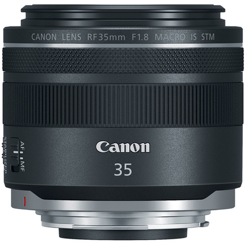 Canon RF 35mm f/1.8 IS Macro STM Lens by Canon at bandccamera