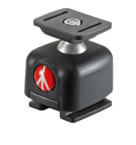 Manfrotto Ball Head for Lumie Series LED Lights - B&C Camera