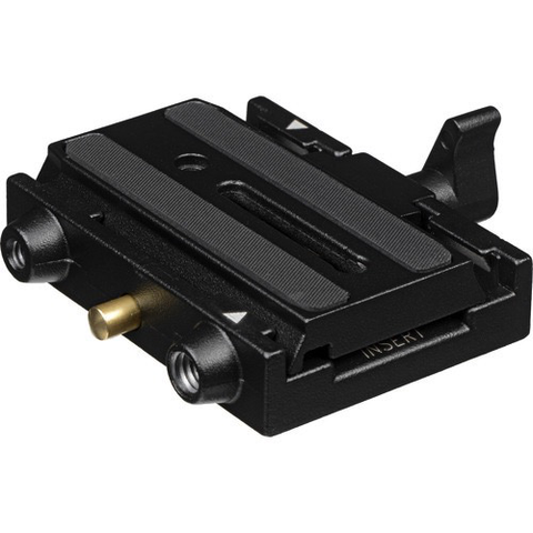 Manfrotto 577 Rapid Connect Adapter with Sliding Mounting Plate 501PL - B&C Camera