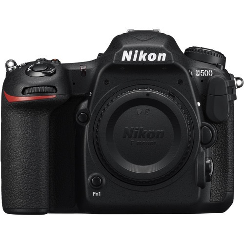 Nikon D500 DSLR Camera Body - B&C Camera - 1
