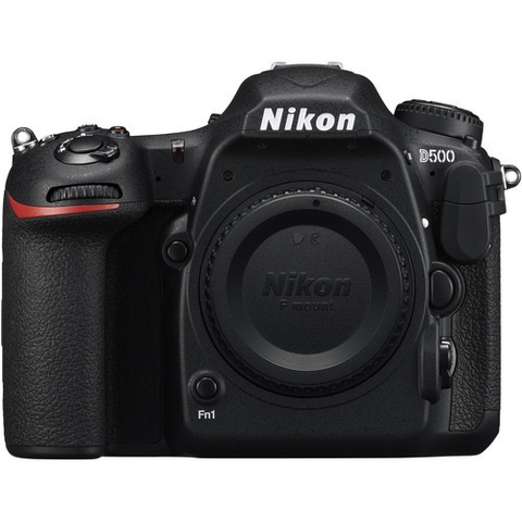 Nikon D500 DSLR Camera Body by Nikon at B&C Camera