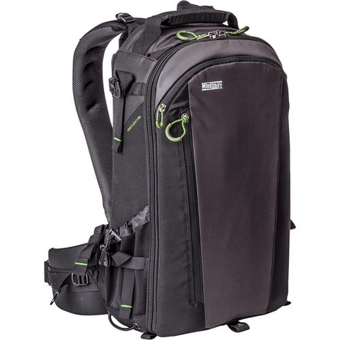 MindShift Gear FirstLight 20L DSLR & Laptop Backpack (Charcoal) by MindShift Gear at B&C Camera