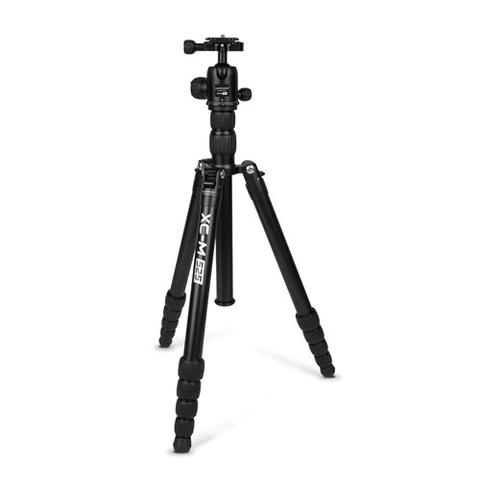 Promaster XC-M 525K Professional Tripod (Black) - Kit with Ball Head