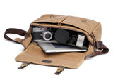 ONA The Brixton Messenger Bag (Smoke) - B&C Camera - 4