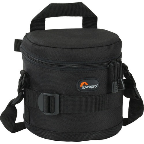 Lowepro Lens Case 11x11 cm (Black) - B&C Camera - 1