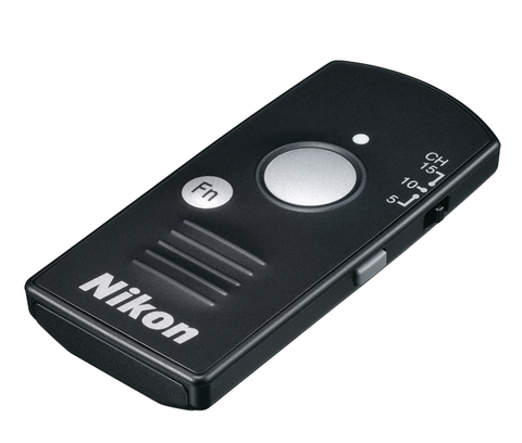 Nikon WR-T10 Wireless Remote Controller (Transmitter) by Nikon at bandccamera