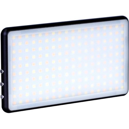 Phottix M180 Bicolor LED Panel and Power Bank (Black) by Phottix at B&C Camera