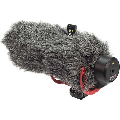 Rode DeadCat GO Artificial Fur Wind Shield for the VideoMic GO - B&C Camera