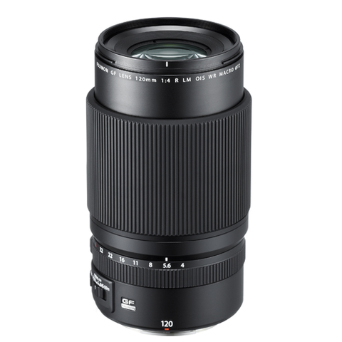 Fuji GF 120mm f4 LM OIS macro GFX by Fujifilm at B&C Camera