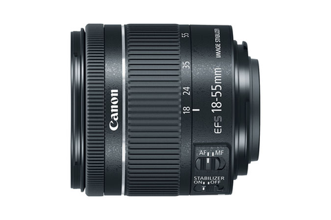Canon EF-S 18–55mm f/4–5.6 IS STM