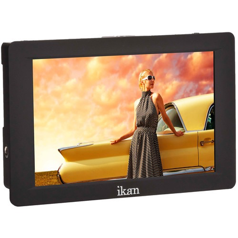 "ikan Saga 7"" High-Bright 4K IPS On-Camera Monitor V2"
