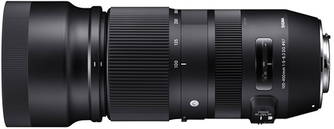 Sigma 100-400mm F5-6.3 Contemporary DG OS HSM for Canon by Sigma at B&C Camera