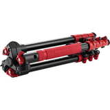 Manfrotto BeFree Compact Travel Aluminum Alloy Tripod (Red) - B&C Camera - 2