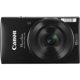 Canon PowerShot ELPH 190 IS Digital Camera (Black)
