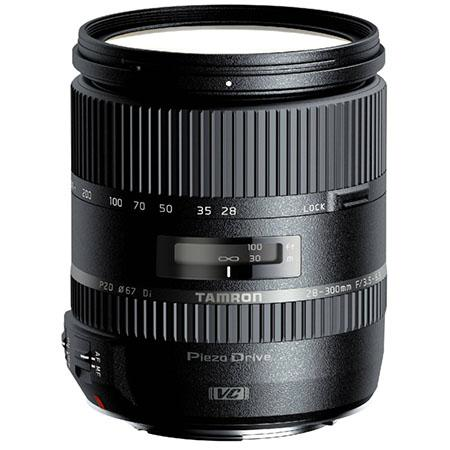 Tamron 28-300mm F/3.5-6.3 Di VC PZD Lens for Nikon - B&C Camera