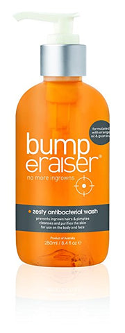 Bump eRaiser Zesty Wash, 8.4 Ounce