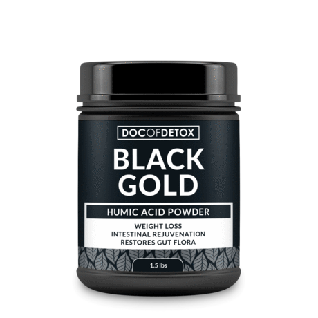 Black Gold Humic Powder 1.5 lbs