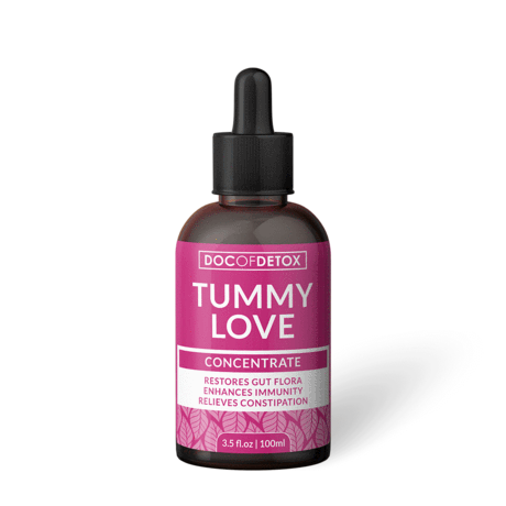 Doc of Detox   Tummy Love  3.5 oz