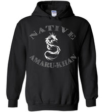 Load image into Gallery viewer, Native Amaru-Khan Hoodie - White