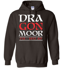 Load image into Gallery viewer, Dragon Moor Hoodie Red & White - 1
