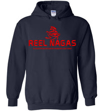 Load image into Gallery viewer, Reel Nagas Hoodie - Fire Nation Red