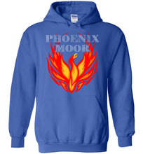 Load image into Gallery viewer, Phoenix Moor Fire Bird Hoodie - 1