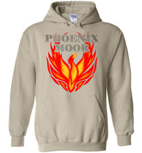 Load image into Gallery viewer, Phoenix Moor Fire Bird Hoodie - 2