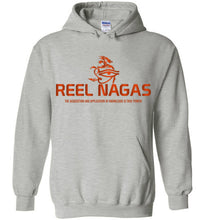 Load image into Gallery viewer, Reel Nagas Hoodie - Blood Orange