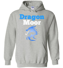 Load image into Gallery viewer, Fire Dragon Moor Hoodie - Blue Dragon